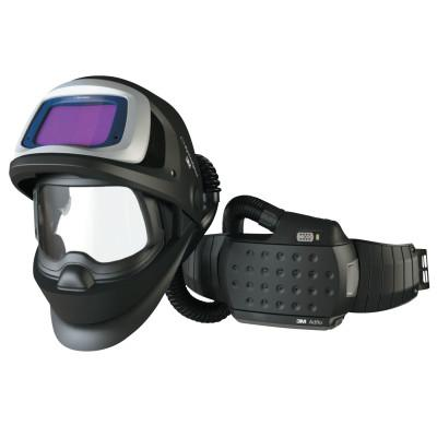 3M OH&ESD Adflo PAPR with Speedglas Welding Helmet 9100 FX-Air and ADF 9100XX