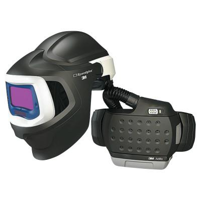 3M OH&ESD Adflo PAPR with Speedglas Welding Helmet 9100MP and ADF 9100X
