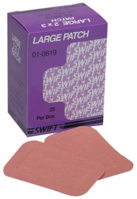 HONEYWELL NORTH Heavy Woven Adhesive Bandages, Beige Fabric Patch