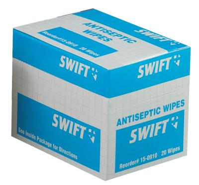 HONEYWELL NORTH Antiseptic Wipes, Benzalkonium Chloride