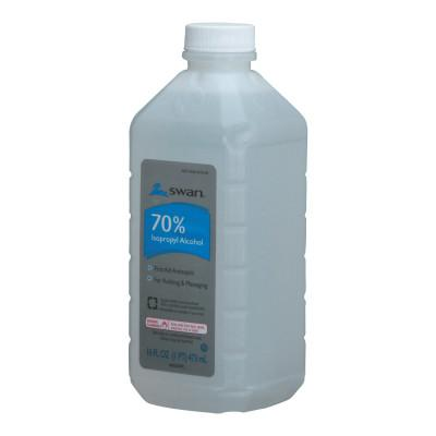 HONEYWELL NORTH Isopropyl Alcohol, 70% Isopropyl Alcohol, 16 oz Bottle