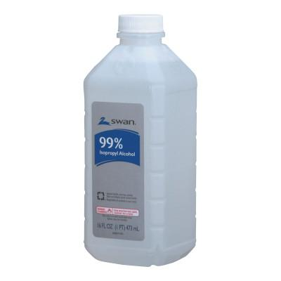 HONEYWELL NORTH Isopropyl Alcohol, 99% Isopropyl Alcohol, 16 oz Bottle