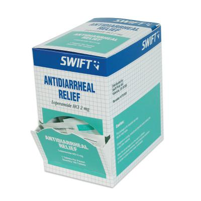 HONEYWELL NORTH Antidiarrheal Relief, Individually Wrapped