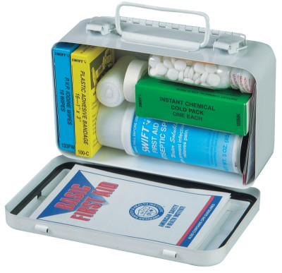 HONEYWELL NORTH Truck First Aid Kits, Small Weatherproof Box