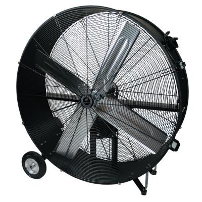 TPI CORP. Commercial Belt Drive Portable Blower, 4 Blades, 42 in, 13,500 rpm