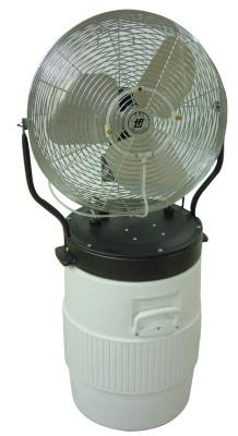 TPI CORP. Power Misters, 18 in, 18 ft Cord, Carry Handle