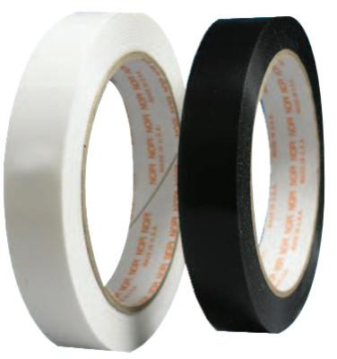 TESA TAPES NOPI TPP Strapping Tape, 3/4 in x 60 yd, 95 lb/in Strength, White