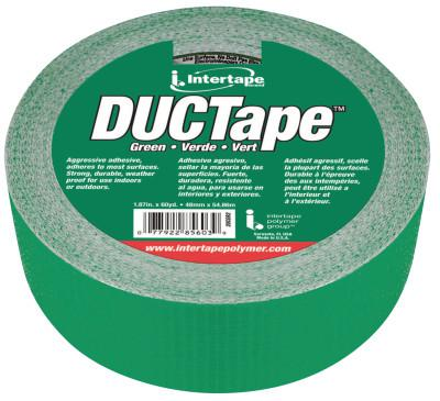 INTERTAPE POLYMER GROUP Colored Duct Tapes, Green, 48 mm x 54.8 m
