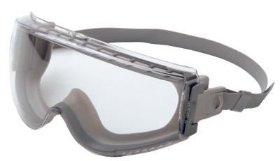 HONEYWELL UVEX Stealth Goggles, Clear/Gray, Uvextreme Coating