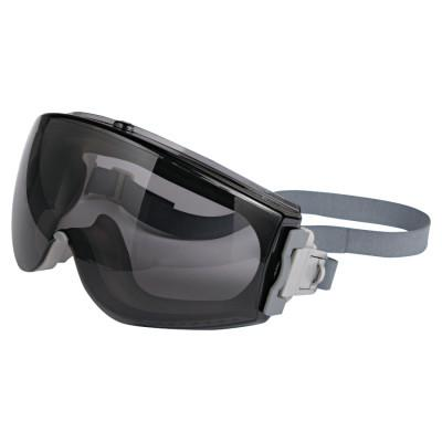 HONEYWELL UVEX Stealth Goggles, Gray/Gray, Uvextreme Coating