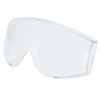 HONEYWELL UVEX Stealth Replacement Lenses with HydroShield Anti-Fog/Anti-Scratch Coating, Clear
