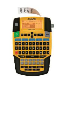 "DYMO RHINO 4200 Label Printer, 1/4""-3/4"", Yellow"