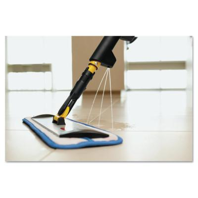 """RUBBERMAID COMMERCIAL HY Pulse Mop, 18"""" Frame, 52"""" Handle"""