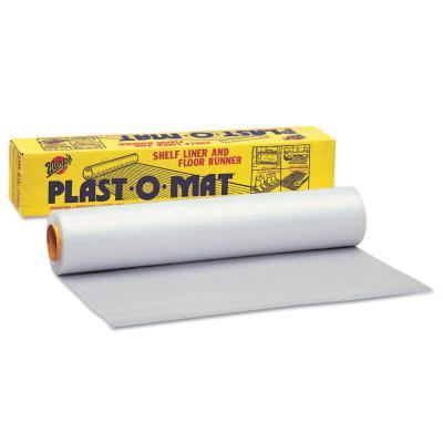 WARP BROTHERS Plast-O-Mat Heavy Duty Ribbed Floor Runner 50'