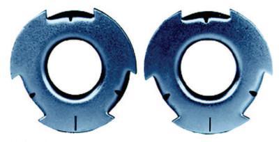"WEILER Metal Adapter, 2"" to 1/2"" A.H."