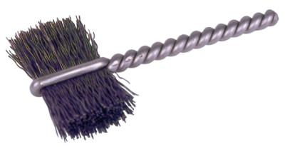 "WEILER 3/8"" Power Tube Brush, .005, 9/16"" B.L. (BR-3/8)"