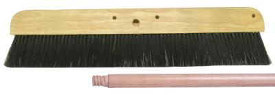 "WEILER 36"" Cement Finishing Brush Kit, HH Fill; includes 12 He"