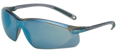 HONEYWELL UVEX A700 Series Eyewear, Clear Lens, Polycarbonate, Anti-Fog, Clear Frame