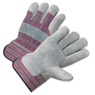 PIP Welder's Gloves, Fleece, X-Large, Blue; Gray; Red