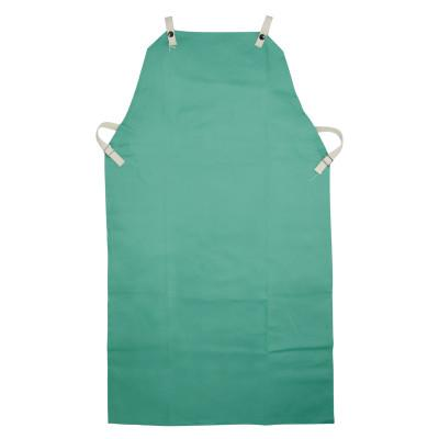 PIP IRONTEX FR Cotton Aprons, 24 in x 36 in, Cotton, Green