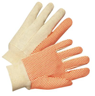 PIP Dotted Canvas Gloves, Cotton Canvas, Men's