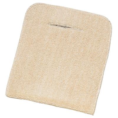 WELLS LAMONT Baker Hand Pads, 11 in x 9 1/2 in, Extra Heavy Terry Cloth, Tan