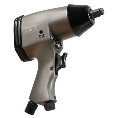 JET Single Hammer Air Impact Wrench, 1/2 in, 250 ft lb, Hog Ring Retainer
