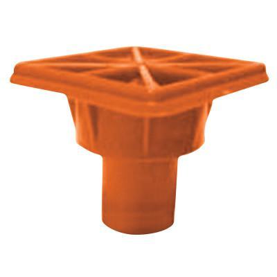 CORTINA Bargard Protector Cover, 3 1/2 in x 3 1/2 in, Orange