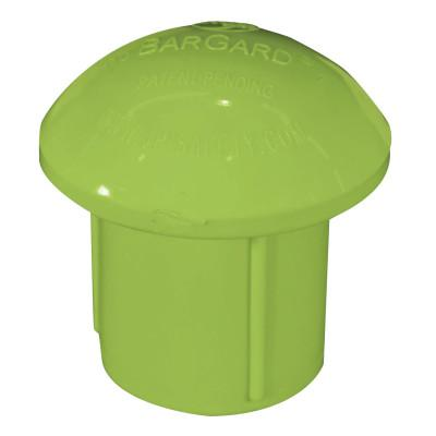 CORTINA A-10 Bargard Protector Cap, 2 1/2 in x 3 in, Lime