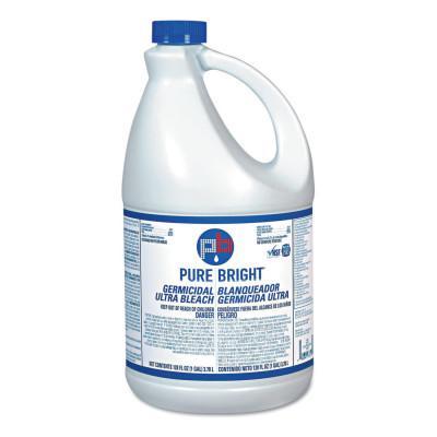 PURE BRIGHT Liquid Bleach, 1gal Bottle