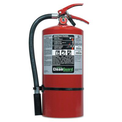 ANSUL FIRE EXTINGUISHERS CLEANGUARD Clean Agent Hand Portable Extinguisher, 9 lb