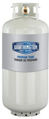 WORTHINGTON CYLINDERS Cylinders, 40 lb