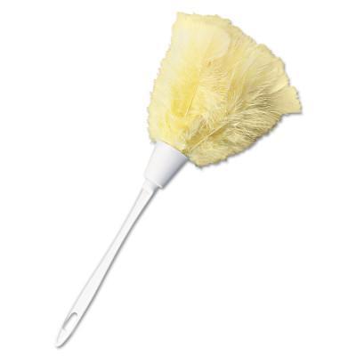BOARDWALK Turkey Feather Duster, 7 in Handle