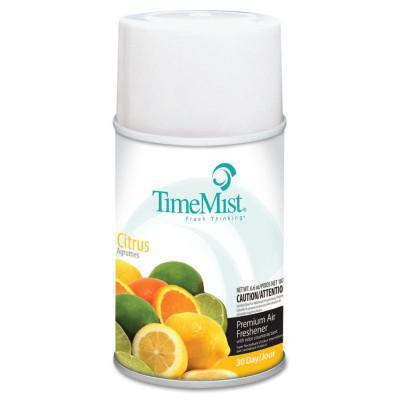 TIMEMIST Metered Fragrance Dispenser Refill, Citrus, 6.6oz, Aerosol