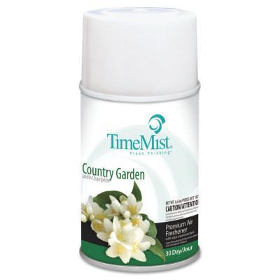 TIMEMIST Metered Fragrance Dispenser Refills, Country Garden, 6.6oz