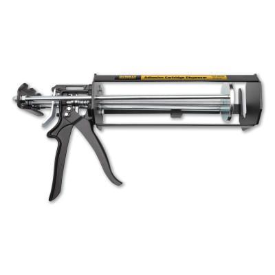 POWERS BY DEWALT Standard Manual Dispenser, Acrylic, 28 oz