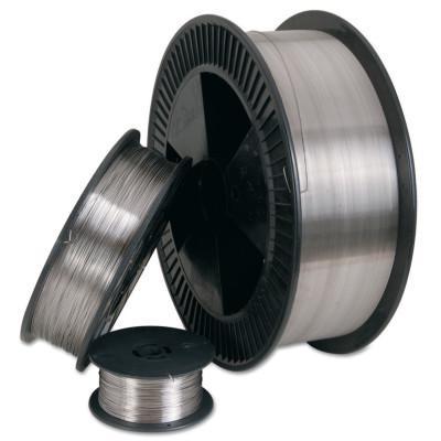 BEST WELDS ER308L Stainless Steel Welding Wire, .023 in Dia., 8 1/8 in Long, 10 lb Carton