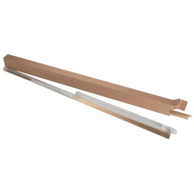 "BEST WELDS A5.8 Low Fuming Bronze Filler Metal, 3/32"", Bare, 5 lb Tube"