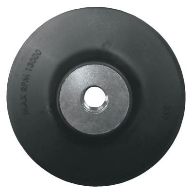 ANCHOR BRAND General Purpose Back-up Pad, 7 in x 5/8 in -11, 8500 RPM