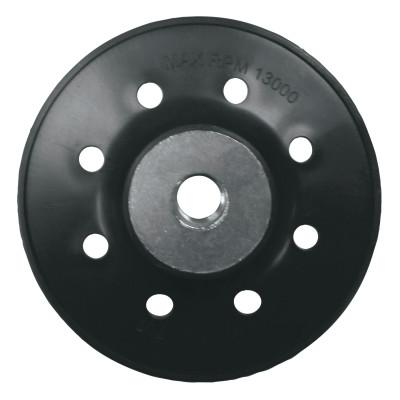 ANCHOR BRAND Heavy Duty Back-up Pad, 4-1/2 in X 5/8 in, 12000 RPM