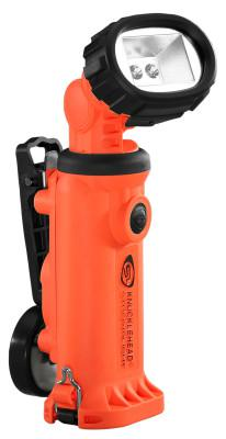 STREAMLIGHT Knucklehead LED Work Lights, 4 AA, 200 lumens, Orange