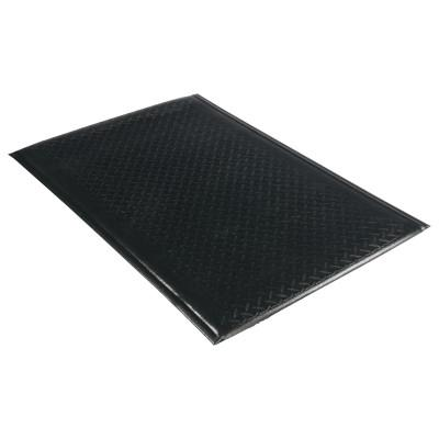 GUARDIAN Soft Step Supreme Anti-Fatigue Floor Mat, 24 x 36, Black