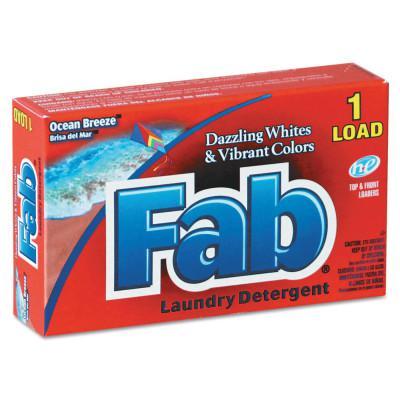 FAB Dispenser-Design HE Laundry Detergent Powder, Ocean Breeze, 1oz Box