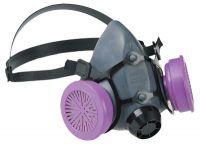 5500 Series Low Maintenance Half Mask Respirators, Medium