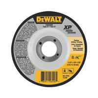 DEWALT Ceramic Grinding Wheel, 4 1/2 in Dia, 1/8 in Thick, 7/8 Arbor, 24 Grit Ceramic