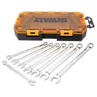 8 Piece Combination Wrench Sets, 10-17 mm Drive
