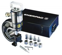 """""""Lightweight Hydraulic Punches, 35 tons, 10,000 psi, Includes 4 Punch & Die Sets"""""""