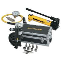 """""""Lightweight Hydraulic Punches, 35 tons, 10,000 psi, Includes Coupler, Case"""""""