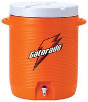 Water Coolers, 10 gal, Orange