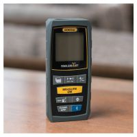 ToolSmart Bluetooth Connected Laser Distance Measure, 8 in  to 100', Metric & SAE